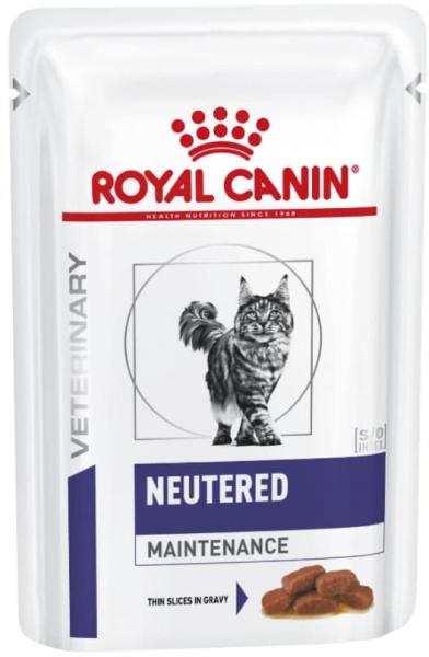Диета канин роял для кошек neutered ветеринарная
