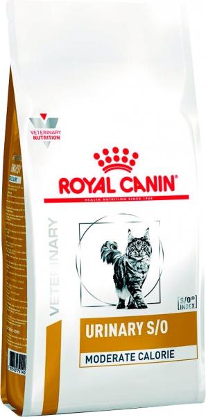 Уринари лечебный корм для котов